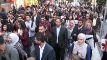 İsrail'in Gazze'ye Yönelik Saldırıları Mersin'de Protesto Edildi