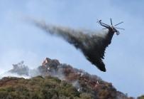 LOS ANGELES - Kaliforniya'daki Orman Yangınlarında Ölü Sayısı 44'E Yükseldi