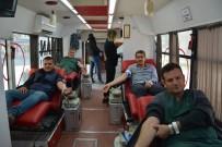 REKOR - Kan Bağışına Yoğun Katılım