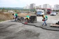 SEYRANTEPE - Karaköprü'de Yol Atağı Sürüyor