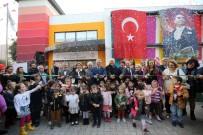 HÜSEYIN MUTLU - Karşıyaka'da Miniklere 140 Öğrenci Kapasiteli Yeni Eğitim Yuvası