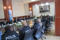 ATATÜRK ÜNIVERSITESI - Kent Güvenlik Danışma Kurulu Toplantısı Düzenlendi