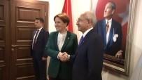 Kılıçdaroğlu, Akşener Görüşmesi Sonrası Ortak Açıklama