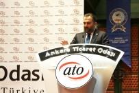 TOPLU TAŞIMA - Lastik Sektörü ATO'da Buluştu