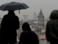 SAĞANAK YAĞIŞ - Marmara'da sıcaklık düşüyor, yağış geliyor