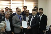 MEZHEP - Melik Yaşar, AK Parti'den Çat Belediye Başkan Aday Adayı Oldu
