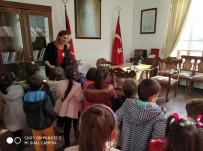 Mercan Çocuk Üniversitesi Öğrencileri Atatürk'ün Evi'nde