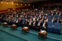 Mersin Büyükşehir Belediyesi'nin Bütçesi 2 Milyar 255 Milyon Lira
