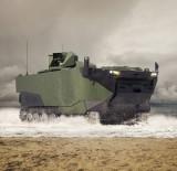 Milli Zırhlı Araç ZAHA İlk Kez Görücüye Çıktı