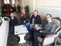 Mustafa Atalay Esnaflardan Destek İstedi