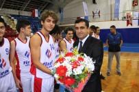 CENTİLMENLİK - Okul Sporları Genç Erkekler Basketbol Müsabakaları Başladı