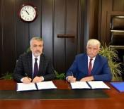 OMÜ Ve İLKSAN İş Birliği Protokolü İmzaladı