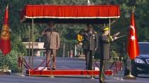 Orgeneral Güler, Kırgızistan Genelkurmay Başkanı İle Görüştü