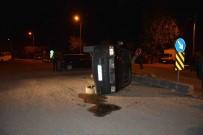 Ortaca'da Trafik Kazası; 2'Si Çocuk 3 Yaralı