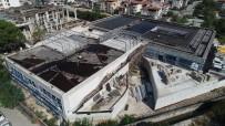 Pamukkale Kültür Sanat Ve Yaşam Merkezi İnşaatı Devam Ediyor