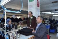 Pazarlar'daki Tekstil Fabrikası, 100 Kişiye İş İmkanı Sağlıyor