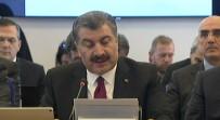 SAĞLIKLI BESLENME - Sağlık Bakanı'ndan 'Tuz Tüketimi' İkazı