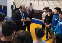 DÜNYA ŞAMPİYONU - Şampiyon Müdürden Sporculara Öğüt