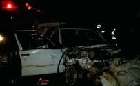 Şanlıurfa'da Trafik Kazası Açıklaması 3'Ü Ağır 4 Yaralı