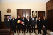Şehit Aileleri Başkan Gül'ü Ziyaret Etti