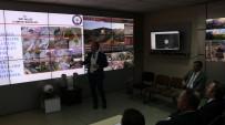 ALİ FUAT ATİK - Siirt 208 Noktada 550 Kamera İle Gözetleniyor