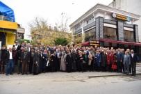 AHMET DAVUTOĞLU - Sinoplulardan Başkan Ali Kılıç'a Tam Destek
