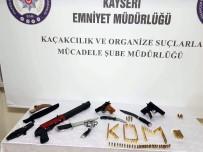 SİLAH TİCARETİ - Sosyal Medya Üzerinden Silah Ticareti Yapan Şahıs Yakalandı