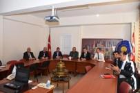 Stratejik Plan Üst Kurul Toplantısı Yapıldı