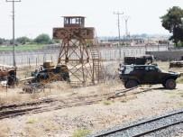 GÜVENLİK GÜÇLERİ - Suriye Sınırında 1 PKK'lı Terörist Yakalandı