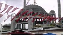 TAKSIM - 'Taksim'deki Caminin Betonarmesi Bitti, İnce İşçilik Başladı'