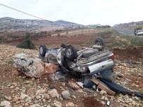 Taziye Yolunda Kaza Açıklaması 4 Yaralı