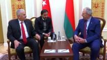 TÜRKIYE BÜYÜK MILLET MECLISI - TBMM Başkanı Binali Yıldırım Belarus'ta