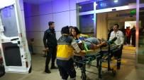 TEM'de Emniyet Şeridinde Durarak Otomobilinden İnen Sürücüye Tır Çarptı