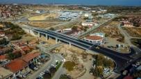 Tren Yolu Köprüsü Asfaltlandı