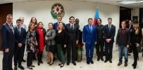 LOS ANGELES - Türkiye, Azerbaycan Ve Pakistan'dan Los Angeles'ta Dostluk Mesajı