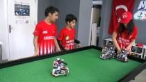 UZAKTAN KUMANDA - Yapay Zekalı Robotlar, Yeşil Sahalarda