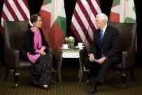 MİKE PENCE - ABD Başkan Yardımcısı Pence Açıklaması 'Rohingya Müslümanlarına Yapılan Zulüm Kabul Edilemez'
