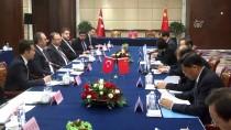ADALET BAKANI - Adalet Bakanı Gül Çin'de
