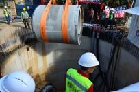 TURGUT ÖZAL - Adana'da Su Baskınları Mikro Tünelle Önlenecek