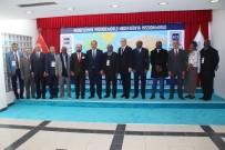 AFRIKA - Afrikalı Büyükelçi Ve Ataşeler ESO'yu Ziyaret Etti