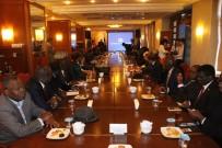 AFRIKA - Afrikalı Büyükelçi Ve Ateşeler Anadolu Üniversitesi'nde