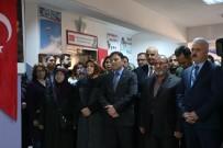 YUSUF ZIYA GÜNAYDıN - Afrin Şehidi Ali Yılmaz'ın Adı Kütüphanede Yaşatılacak