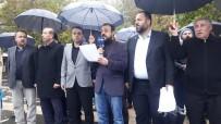 ANADOLU GENÇLIK DERNEĞI - AGD'den İsrail'e Tepki Açıklaması
