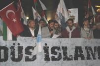 MÜSLÜMANLAR - AGD İsrail'i Protesto Etti