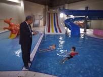 AKŞEHİR BELEDİYESİ - Akşehir Belediyesinden Engelli Vatandaşlar İçin Bir Hizmet Daha