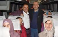 SABAH KAHVALTISI - Alaşehirli Kadınlar Çanakkale'den Sonra Ankara Yolcusu