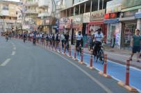İSTİKLAL CADDESİ - Aliağa'da Bisiklet Yolu Genişliyor