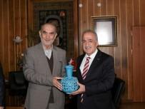 ATATÜRK ÜNIVERSITESI - Atatürk Üniversitesi, Sanat Üzerine Protokol İmzaladı