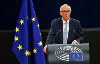 AVRUPA KOMISYONU - Avrupa Komisyonu Başkanı Juncker'den 'Brexit' Açıklaması