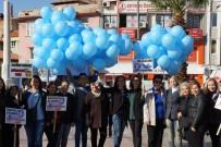 HİPERTANSİYON - Aydın'da Ak Kadınlar Diyabet İçin Yürüdü